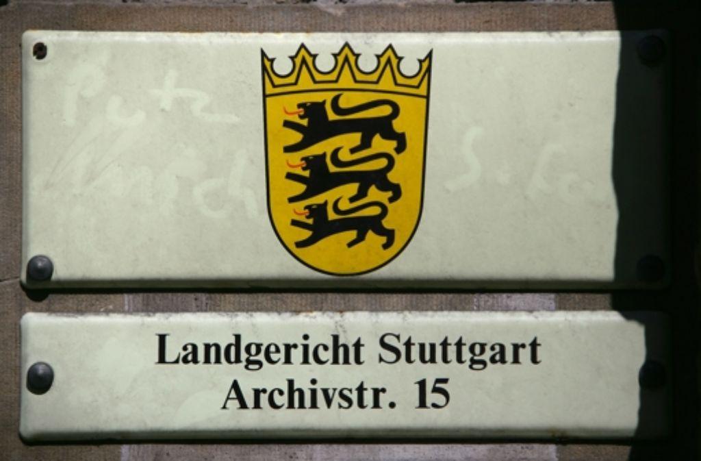 Das Landgericht verhandelt den Fall eines mutmaßlichen Brandstifters. Foto: Zweygarth
