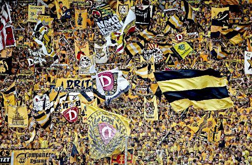 Dynamo-Fans kämpfen gegen schlechtes Image
