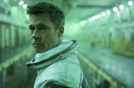 Weltraum-Drama mit Brad Pitt feiert Premiere