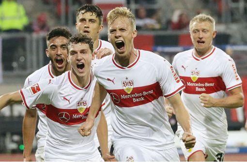 So viele Punkte hatte der VfB in den vergangenen Jahren zu diesem Zeitpunkt