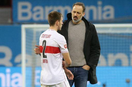 Dieser VfB-Startelf vertraut Pellegrino Matarazzo