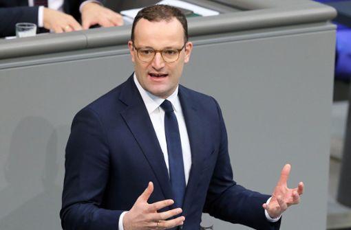 Jens Spahn will digitale Rezepte einführen