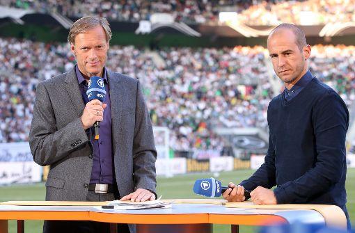 Jetzt doch nicht mehr: Mehmet Scholl hört als ARD-Fußballexperte auf