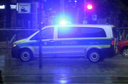 Einbrecher werfen 300-Kilo-Tresor aus Fenster