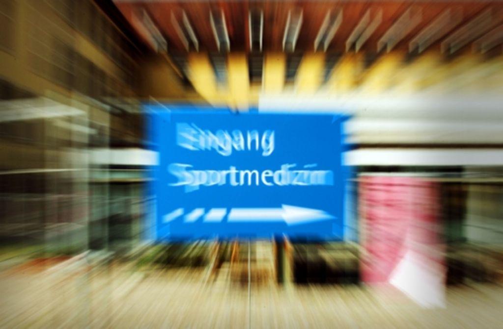 Freiburg –  Mekka der Sportmedizin oder  Doping-Sumpf? Bei der Aufarbeitung  der Vergangenheit prallen höchst unterschiedliche Sichtweisen aufeinander. Foto: dpa