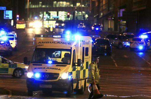 BBC: Polizei schließt Terroranschlag nicht aus