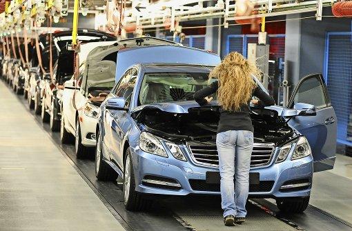 Daimler baut Flottenmanagement kräftig aus