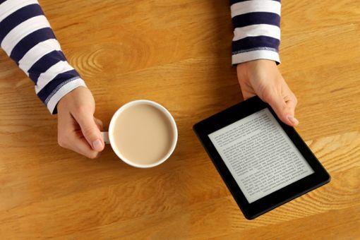 Wie entfernt man die Werbung vom Kindle-Reader?