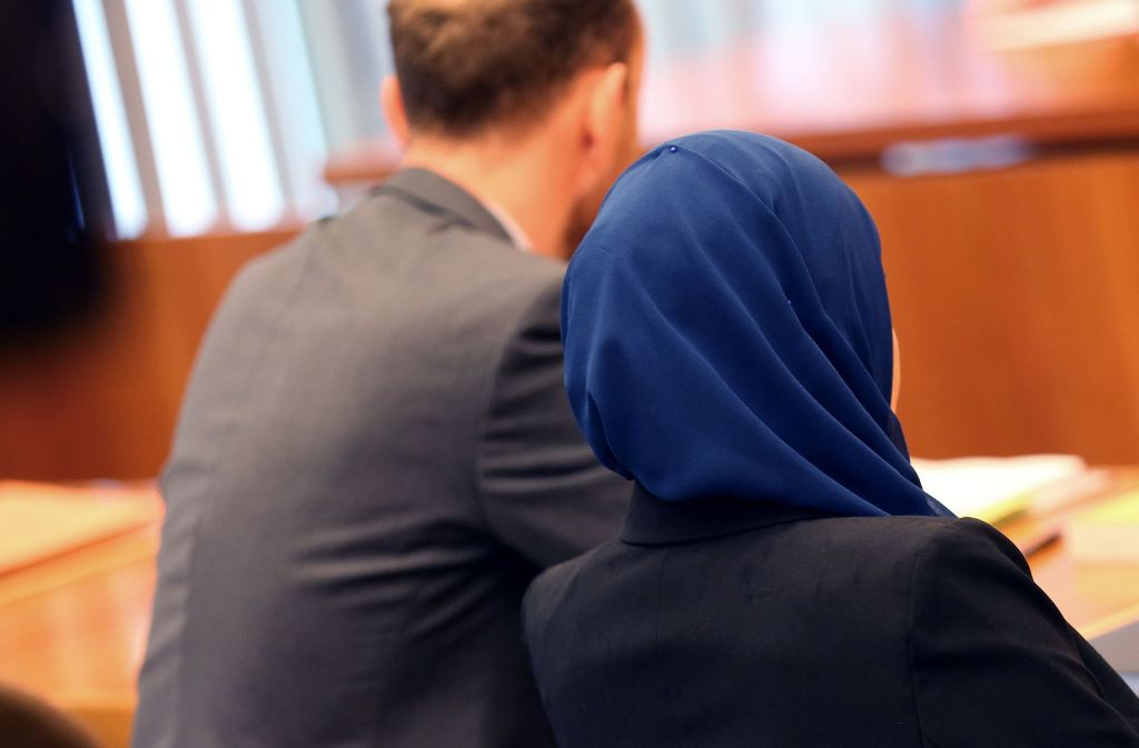 Das Tragen religiös besetzter Kleidung ist in baden-württembergischen Gerichten für hauptamtliche Richter und Staatsanwälte künftig verboten. Foto: dpa