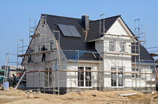 Erneut Anstieg der Baupreise erwartet