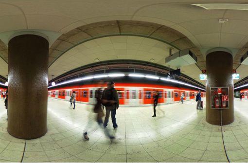 Dieser S-Bahnhof ist Stuttgarts größter Bunker