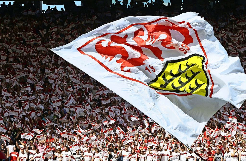 Am Donnerstag wird  beim VfB die Vertrauensfrage gestellt Foto: Baumann
