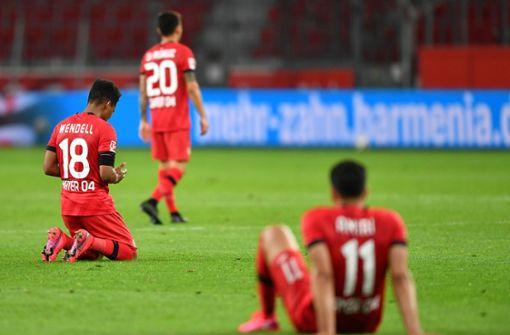 Leverkusen erleidet Heimdebakel gegen Wolfsburg