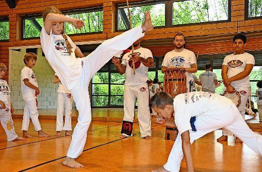 Ein Mix aus Kampf, Musik, Akrobatik und Kultur