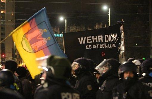 Zuspruch für Islamkritiker bröckelt auch in Leipzig