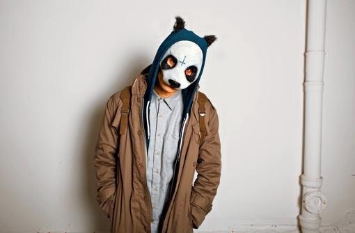 Rapper Cro kommt nach Stuttgart. Quelle: Unbekannt