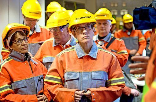 Die Baustellen der neuen CDU-Chefin
