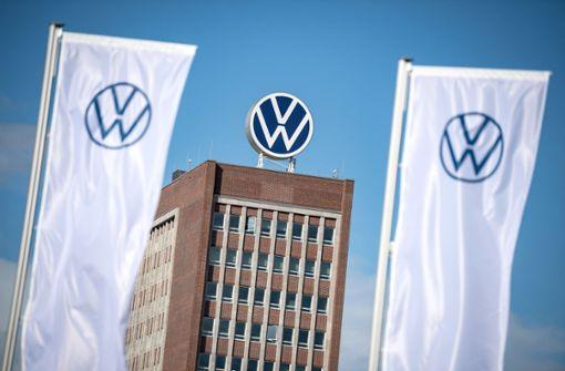 Volkswagen will Produktion   aussetzen