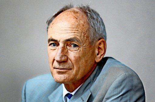 Bernhard Bauer   kämpft um seine Mails
