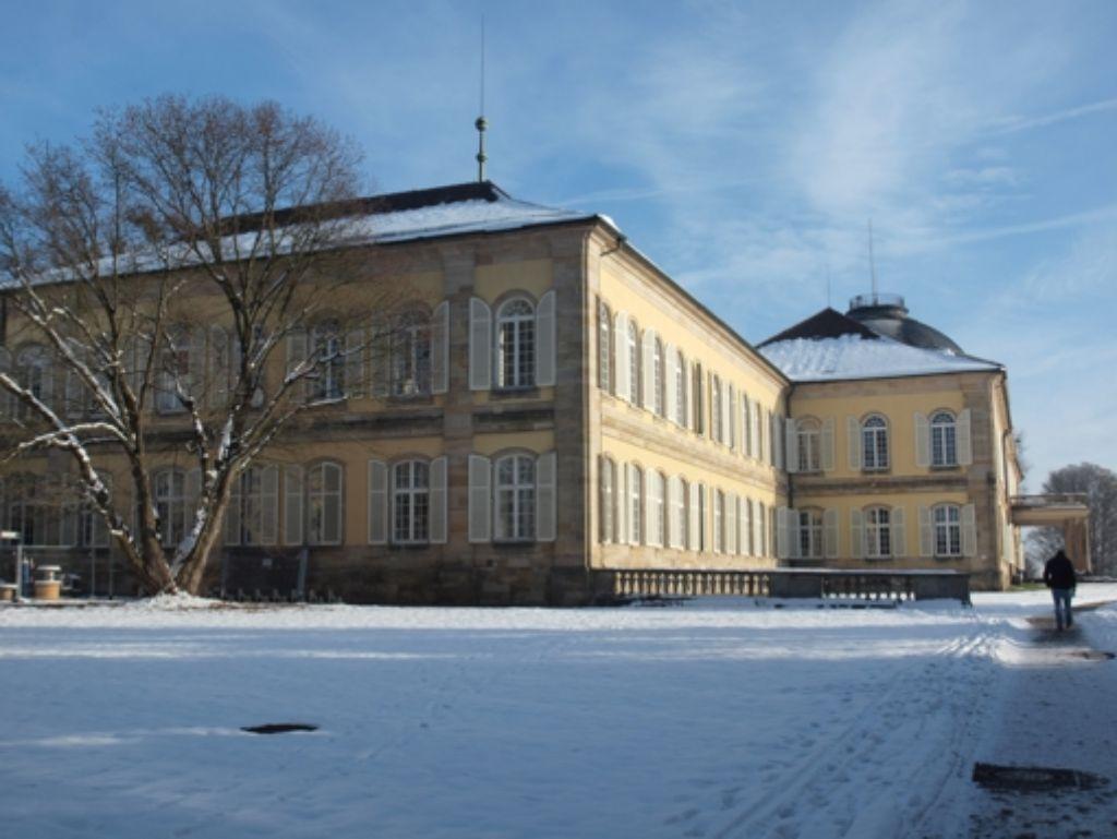 Die Uni Hohenheim bietet Einführungsveranstaltungen für Schüler an. Foto: Cedric Rehman