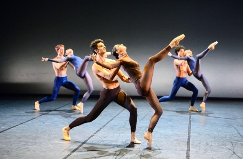 "Beethoven, tänzerisch dekonstruiert: Katarzyna Kozielskas ""Symph"". Foto: Ballett"