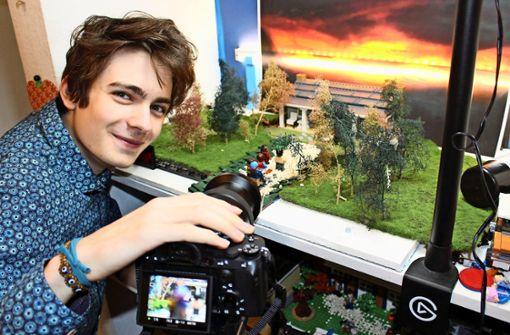 Weltweite Klickerfolge mit Lego-Filmchen