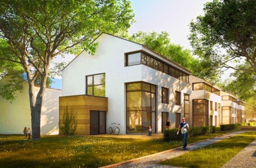 Die Stuttgarter Wohnungsbaugesellschaft baut auch auf der Rohrer Höhe. Foto: SWSG