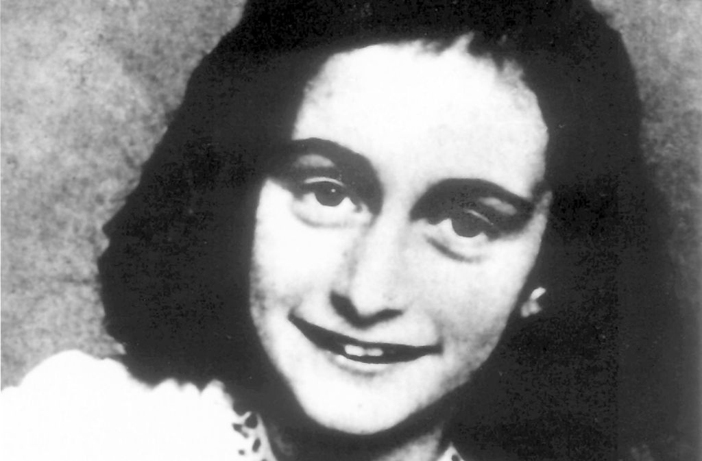 Anne Frank wäre am 12. Juni 90 Jahre alt geworden. Foto: dpa