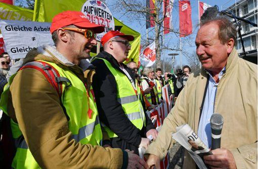 Tarifabschluss ist wahrscheinlicher als der Streik
