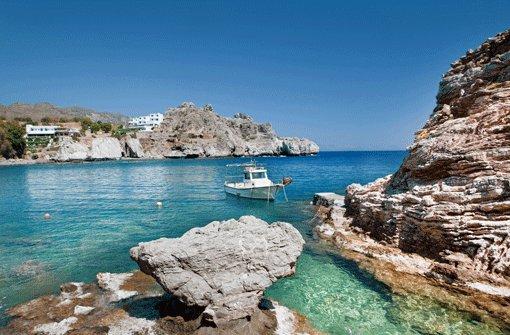 Einmal rund um Kreta