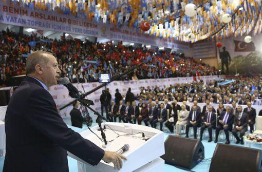 Klartext mit Erdogan
