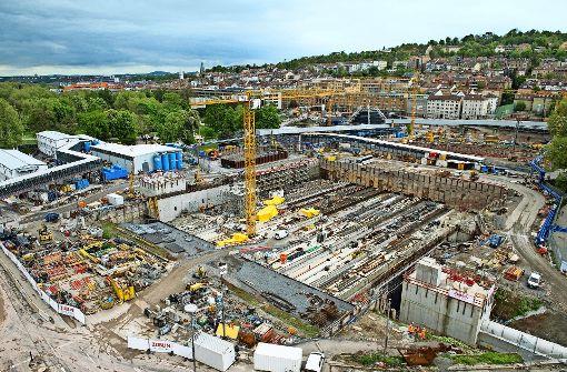Rathauschefs: Neubaustrecke vor S 21 nutzen