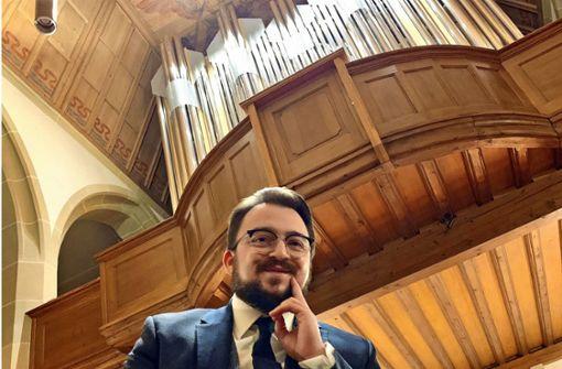 Zehn Minuten Orgelmusik für maximal zwei Personen