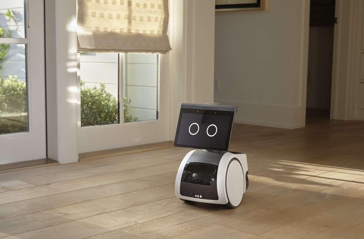 "Haushaltsroboter ""Astro"" Foto: dpa/---"
