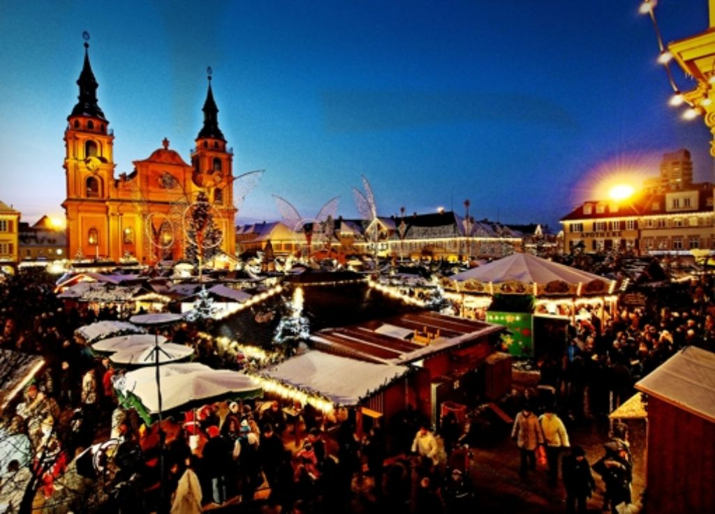 Weihnachtsmarkt In Ludwigsburg Auszeit Mit Honiglebkuchen