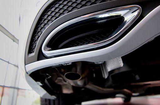 """Daimler attackiert """"Klagekanzleien"""""""