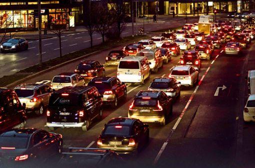So steht es um den Verkehr in Stuttgart