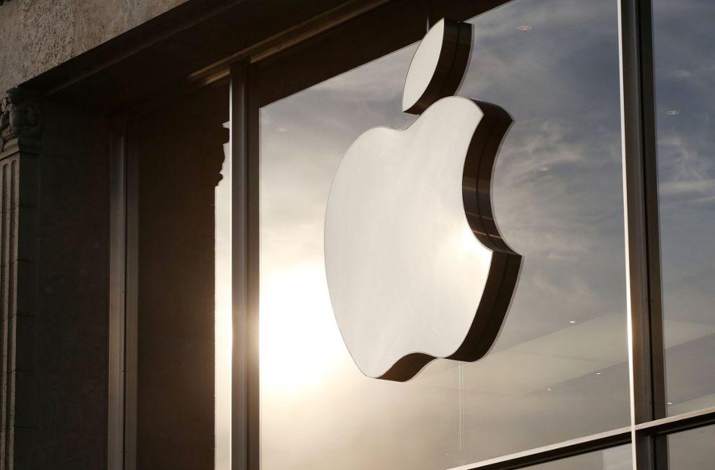 Welche Produkte wird Apple vorstellen? Darüber kann bislang nur spekuliert werden. Foto: dpa