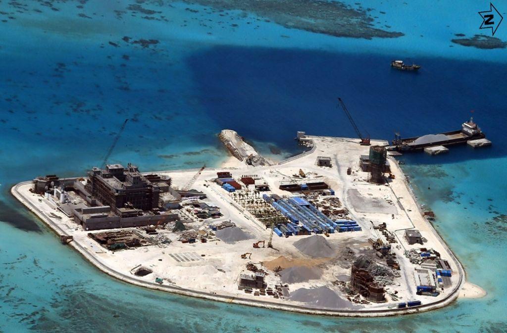Das ständige Schiedsgericht in Den Haag entschied, dass China keine Ansprüche auf Inseln im Südchinesischen Meer hat. Foto: dpa