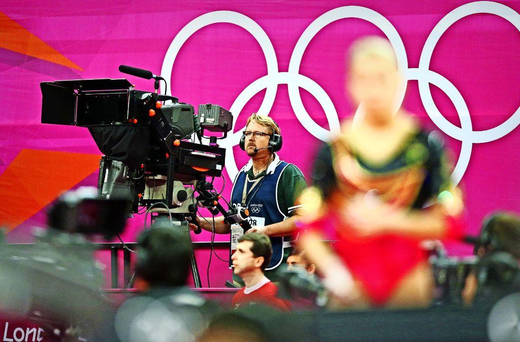 Wer strahlt die Olympischen Spiele aus?  Discovery und die öffentlich-rechtlichen Sender konnten sich nicht auf den Verkauf von Sublizenzen einigen. Foto: dpa