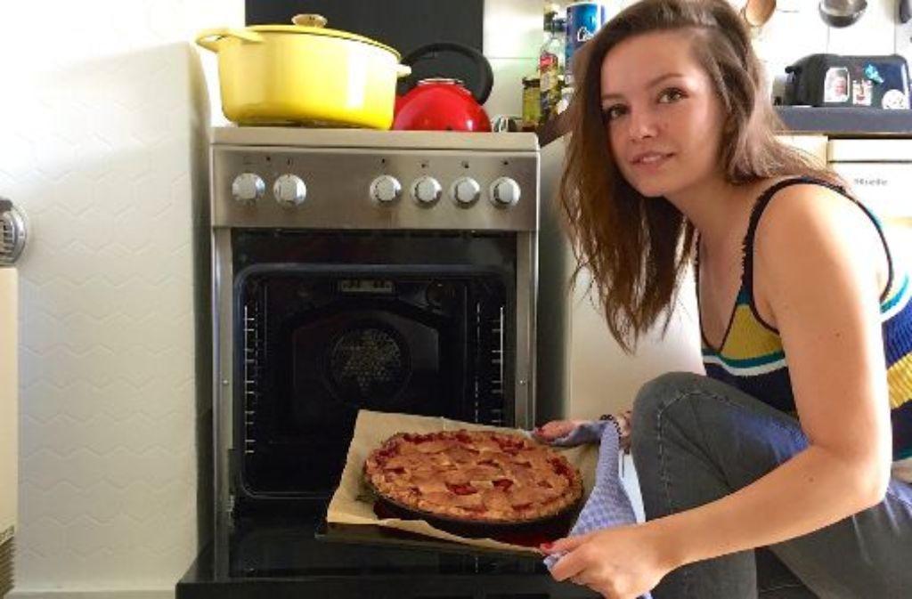 Von Foodbloggerin Lisa Schölzel gibts diesmal das Rezept für einen schmatzigen Karottenkuchen. Foto: privat