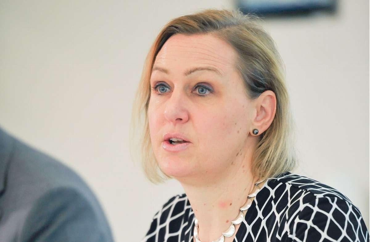 Marjoke Breuning kann sich wieder zur Wahl als Präsidentin der IHK stellen. Foto: Lichtgut/Max Kovalenko