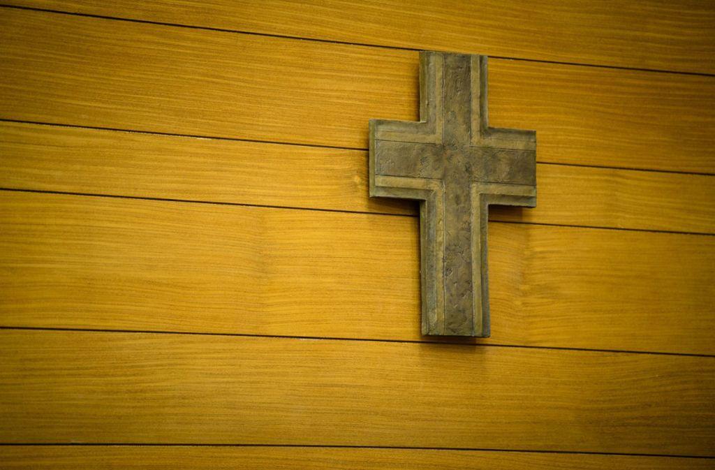 Seit Freitag gilt die Kreuzpflicht in Bayern. Foto: dpa
