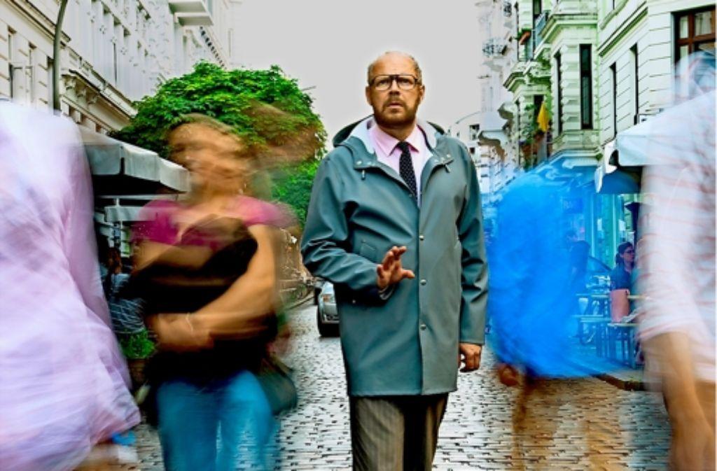 Für Doktor  Magnus Sorel (Axel Milberg) ist seine Umwelt eine  Bedrohung. Foto: