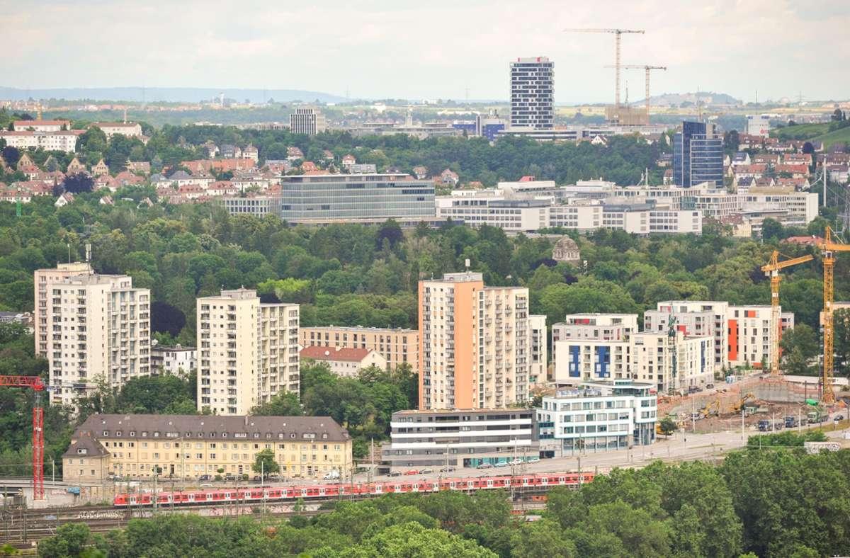 Hohe Materialpreise verzögern den Bau tausender Wohnungen. Foto: Lichtgut/Max Kovalenko
