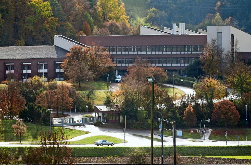 Auf dem Fichtenberg bei Herrenberg trohnt die frühere IBM-Zentrale. Bald zeihen dort Polizeischüler ein. Foto: factum/Granville