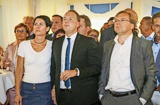 Stau statt Wahlparty für Florian Toncar