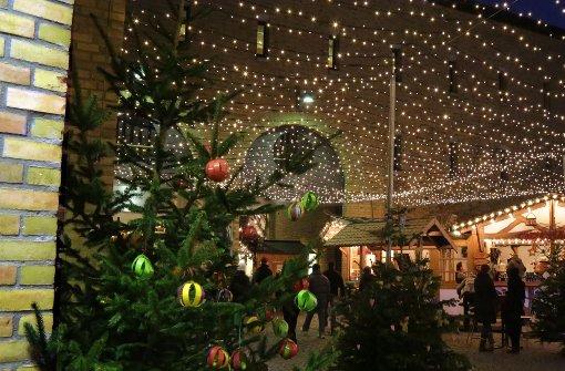 weihnachtsmarkt in fellbach die stadt genie t den weihnachtszauber rems murr kreis. Black Bedroom Furniture Sets. Home Design Ideas