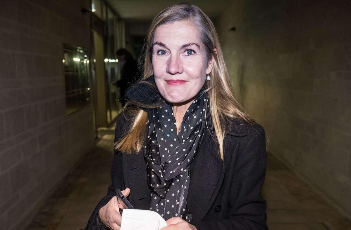 Veronika Kienzle ging als Kandidatin der Grünen nach der ersten Wahl als Zweitplatzierte aus dem Rennen. Zuvor versuchte sie, ein Bündnis zu schmieden. Foto: Lichtgut/Achim Zweygarth