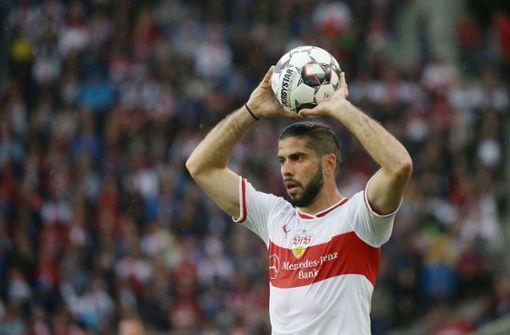 Emiliano Insua will beim VfB Stuttgart bleiben
